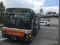 東武バス(金町駅→みさと団地) - バスマニア