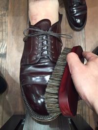 今週末は、プレミアムフライデー - R&Dシューケアショップ 玉川タカシマヤ本館4階紳士靴売場内