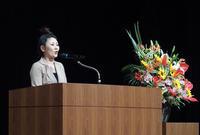 戦争法廃止きよせ市民の会山田輝世さんのスピーチ - こんにちは 原のり子です