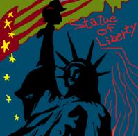 statue of liberty - 武内まさる