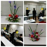 菖蒲~端午の節句~特別レッスンとサニーフレーム - 花サークルAmelyの花時間