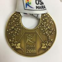 02大阪マラソン2011 - 瑞祥物語