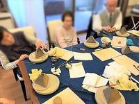 【三角かびん作り】 - 出張陶芸教室げんき工房