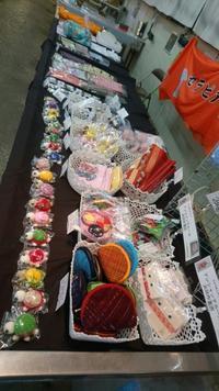 本町市場金曜祭、開催中! - 工房アンシャンテルール就労継続支援B型事業所(旧いか型たい焼き)セラピア函館代表ブログ