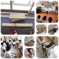 薪作り:年長組 - ひのくま幼稚園のブログ
