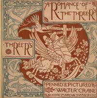 ウォルター・クレイン「三つのRの物語」の装丁 - Books