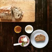 Today's Bake / Kid's Breakfast - 烏帽子への風