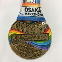 11大阪マラソン2014 - 瑞祥物語