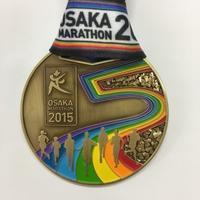 17大阪マラソン2015 - 瑞祥物語