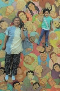 N・S・ハルシャ展ーチャーミングな旅ー@六本木ヒルズ森美術館 - La Dolce Vita 1/2