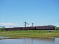 磐越西線の旧客回送 - 8001列車の旅と撮影記録