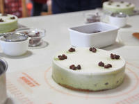 抹茶ババロア - 美味しい贈り物