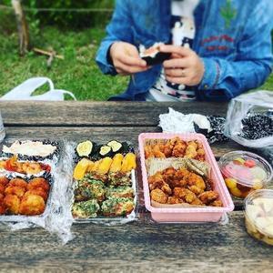 ☆5月27日☆ピクニック - ダイエット記録@花嫁