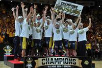 Brex claim first B. League title - そろそろ笑顔かな