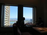 2015年5月。朝食。インターコンチネンタル大阪。 - rodolfoの決戦=血栓な日々