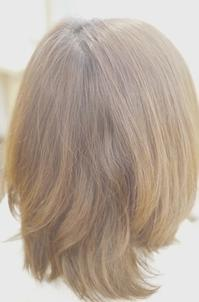 応力緩和エアウェーブその2 - 吉祥寺hair SPIRITUSのブログ