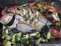魚たっぷりの夕食 - 丁寧な生活をゆっくりと2