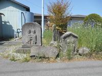 諏訪上社周辺の石造物④ - 一景一話