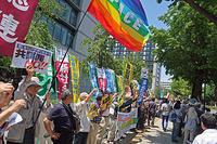 共謀罪反対狭山事件の再審を求める市民集会 - ムキンポの exblog.jp