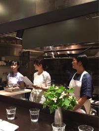 ミクララキッチン第2弾ご報告♪ - 8階のキッチンから   ~イタリア料理教室のことetc.~