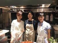 ミクララキッチン第3弾 料理家たちの家ごはん~初冬のおもてなし~ - 8階のキッチンから   ~イタリア料理教室のことetc.~