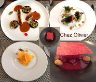 Gourmet Lunch at Chez Olivier - 九州平水の美味しいもの日記
