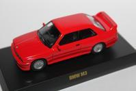 1/64 Kyosho BMW M3 1985 - 1/87 SCHUCO & 1/64 KYOSHO ミニカーコレクション byまさーる
