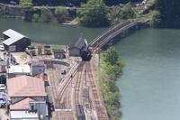 渡らずの鉄橋- 2017年春・只見線 - - ねこの撮った汽車