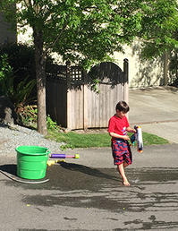 夏日ウィークは外遊びプレイデート三昧❤︎ - くもりのち雨、ときど~き晴れ Seattle Life 3