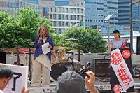 一億三千万人共謀の日新宿ヘイトデモを許すな統一マダン東京 - ムキンポの exblog.jp