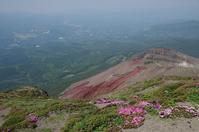 2017年のミヤマキリシマは高千穂峰後編 - 軟弱足 の山歩き