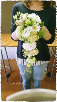 福岡フラワーアレンジメント教室・インストラクターコース - 福岡パリスタイルフラワーアレンジメント教室 Chez le dill fleur   シェ・ル・ディル・フルール