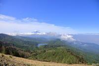 日本一の山へ 〜 甲州アルプス縦走記 - Photolog