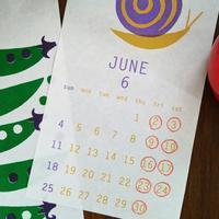 6月の営業日について - PAN  LADRoN  ~あなたのパンのあるところ~