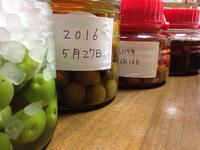 今年も梅酒作りました。 - 『HARETOEN』ハレトエンの日々。