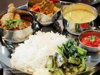 ネパールの家庭料理「ダルバート」が食べたくて~おうちダルバード。 - スパイスと薬膳と。