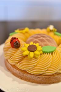 アントルメグラッセ(アイスケーキ)専門店、夏の新作発表 : 『GLACIEL』 表参道 - IkukoDays