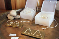 silver925 pierces/earrings / studio napas. - bambooforest blog