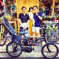 EZ!EZ ! EZ !! カスタム特集『バイシクルファミリー』bikke Yepp ビッケ GRI MOB トート EZ ハイディ ステップクルーズ 電動自転車 おしゃれ自転車 - サイクルショップ『リピト・イシュタール』 スタッフのあれこれそれ