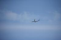 やっぱり旅客機を撮りました。 - 平凡な日々の中で