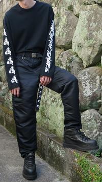 ブラック ストリート - メンズファッション塾-ネクステージ-