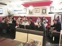★☆Cafe Del Ibizaさんで懇親会♪☆★ - ★豊田市の車屋さん★ワイルドグース日記