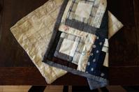 布小物を作る - 糸巻きパレットガーデン