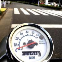 走行距離19191.9km - GARALOG