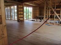 現場から(仕上工事) - 吉田建築計画事務所-プロジェクト-