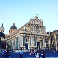 シチリア周遊2周目 その1〜 始まりはいつもカターニャ - 幸せなシチリアの食卓、時々旅
