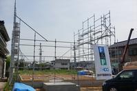 ゼロ・エネルギー住宅「FPの家」建込工事 - エコで快適な『FPの家』いかがですか!