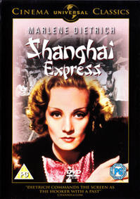 「上海特急」Shanghai Express  (1932) - なかざわひでゆき の毎日が映画三昧