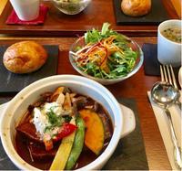 鈴懸のカフェで、洋食ランチ - ゆるゆると・・・