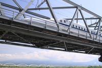 新幹線と富士山 - 写欲おやじの自由席